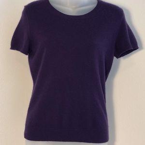 Vintage Peck & Peck Pure Cashmere Shirt